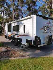 Jayco starcraft outback 2014 Medowie Port Stephens Area Preview