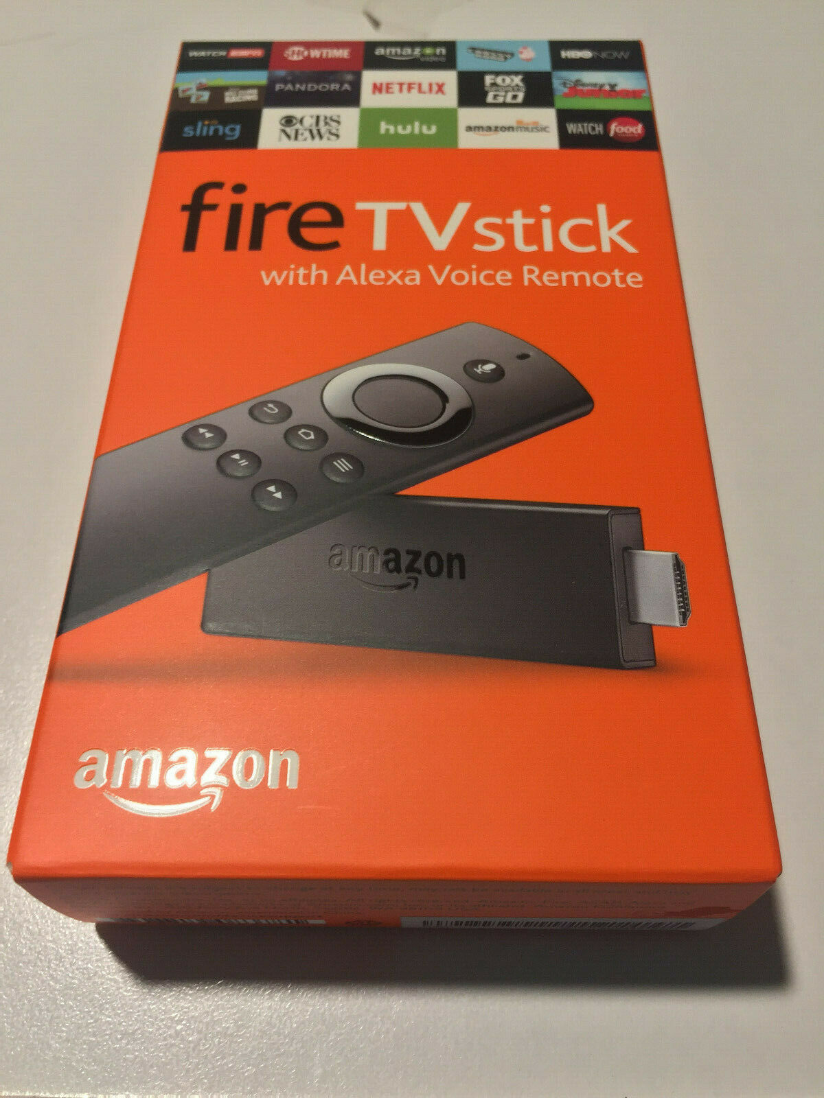 All-New Amazon Fire TV Stick Alexa Voice Remote Streaming Me