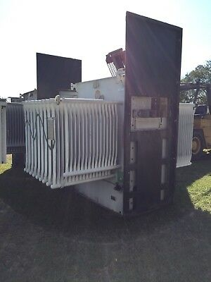 Ite Imperial Substation Transformer 1500 Kva Primary 12470 Sec 480y277 Volt