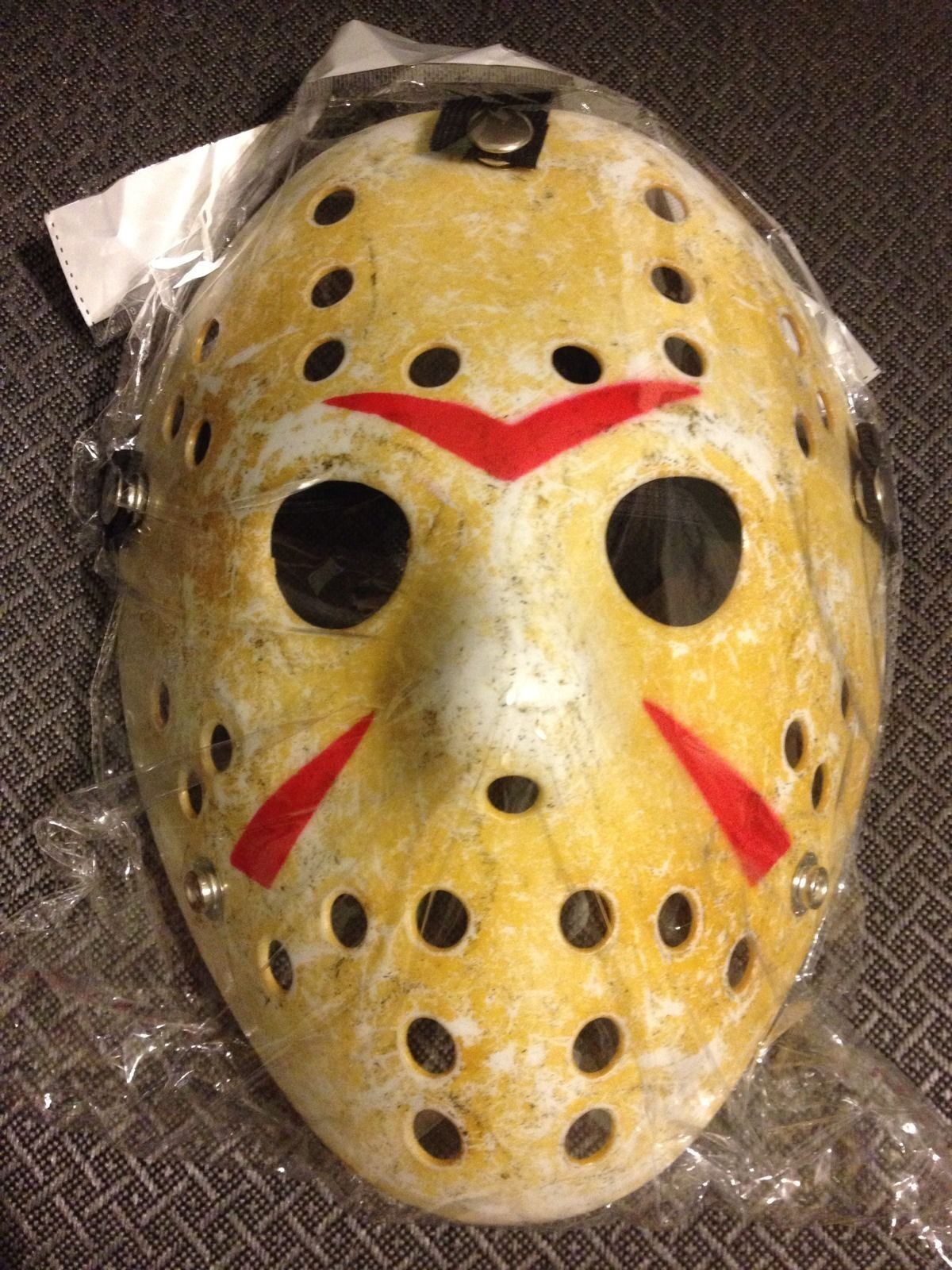 FRIDAY THE 13TH HOCKEY MASK  JASON vs FREDDY Movie