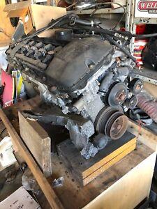 Bmw e46 325i 2002 motor