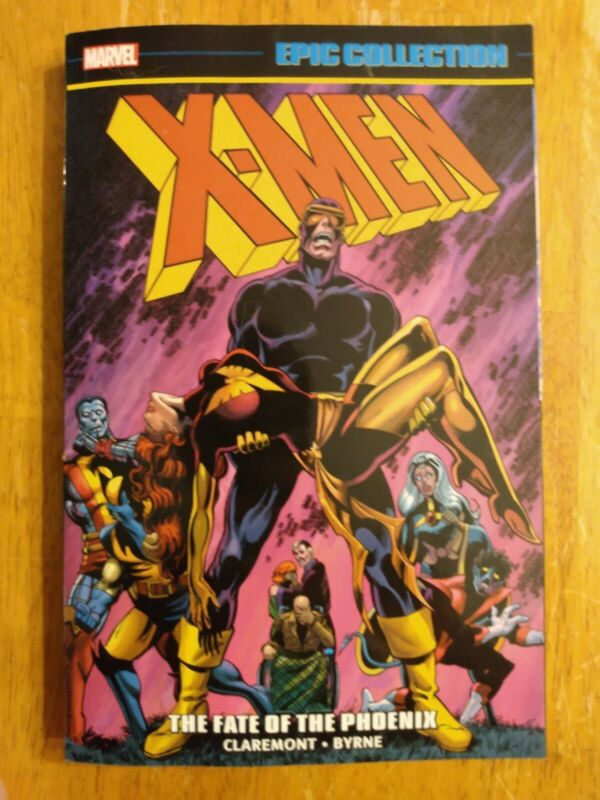 X-Men Epic Collection 7 Fate of the Phoenix