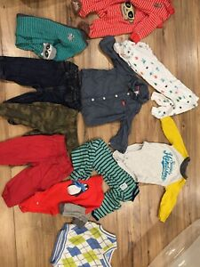Boy's 6 month lot