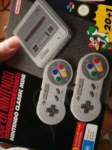 SNES Super Nintendo Classic Mini NES