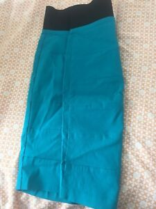 Turquoise skirt size small