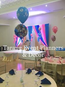 Decorations for Birthday, Baby Shower, Wedding, Party Rental