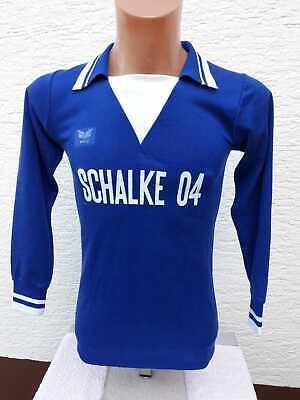 FC Schalke 04 Trikot Shirt Jersey Erima 70er 1978 XS S Kinder Damen 164 Vintage gebraucht kaufen  Monheim