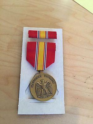 medal set,national defense service medal set,new old stock, 2002