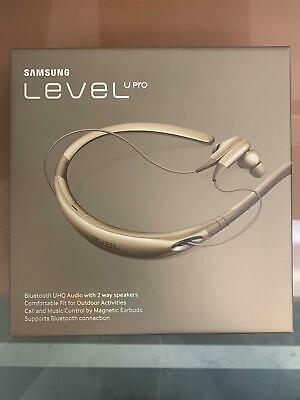 Samsung Level U Bluetooth Wireless In-ear Headphones with Microphone, Gold