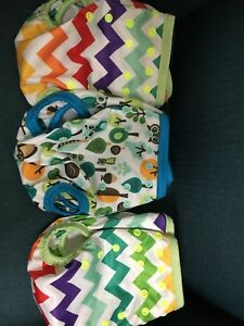 Nuggles cloth diaper covers