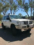 1999 Toyota LandCruiser SUV Brisbane City Brisbane North West Preview