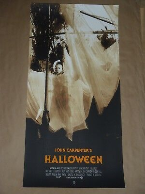 nal movie poster art print Alamo Mondo Michael Myers (Halloween Original-poster)