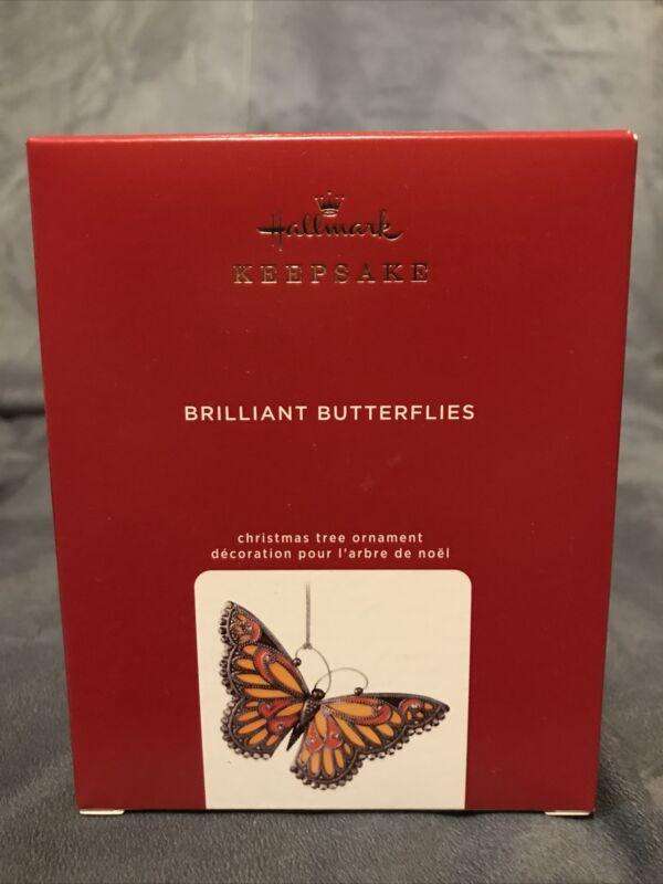 Hallmark 2020 Brilliant Butterflies Ornament, 4th in Brilliant Butterfly Series