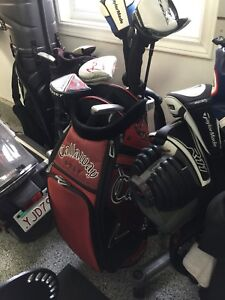 New, Extra Golf Bags