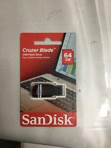 New flash drive 64 gb