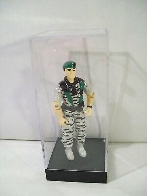 Nwot Clear Acrylic 4 Action Figure Display Case New