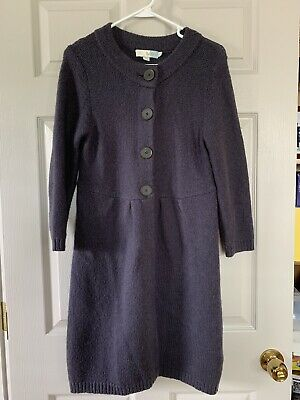 Boden Sweater Coat 8