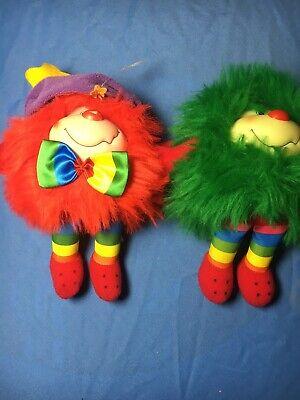 Vintage rainbow brite sprite Dolls