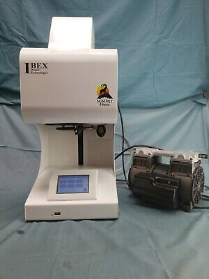 Ibex Dental Technologies Summit Press Porcelain Oven Furnace
