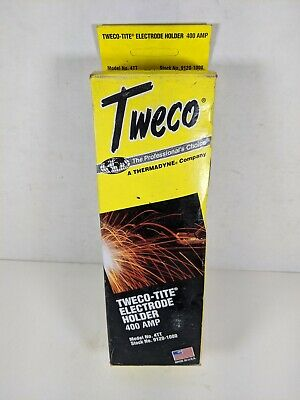 Tweco-tite 4tt Electrode Welding Holder 9120-1000