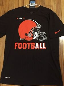 Nike Cleveland Browns Football Shirt