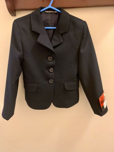 Equistar Child Show Coat- Size 16