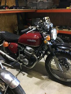 Honda cb750 collection