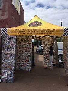 Atlantic Nationals Vendor - Moncton Flea Market - Sunday July 16