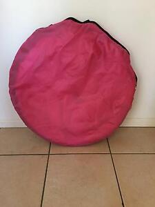 Never Used Pink Pop Up Tanning Tent Victoria Point Redland Area Preview