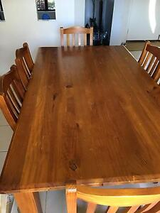 7pc dining setting Thornlands Redland Area Preview