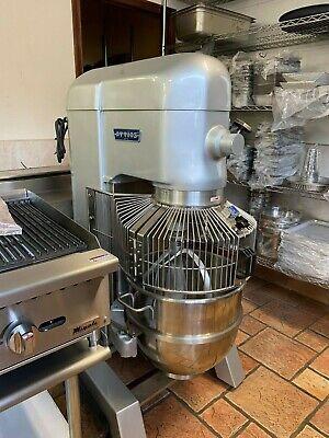 60 Quart Attias Dough Mixer With Quard
