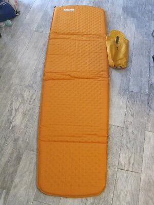 Thermarest Fast /& Light regular daybreak orange sac de compression