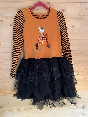 e Halloween Dress Up Age 7-8 (Halloween Candy Corn Kostüm)