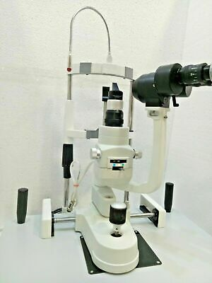 Free Shipping Slit Lamp Zeiss Type 2 Step With Accessories