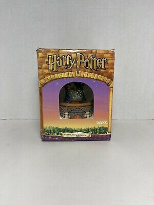 2001 Enesco Harry Potter Musical Snow Globe Hungarian Dance #5 Snape and Harry