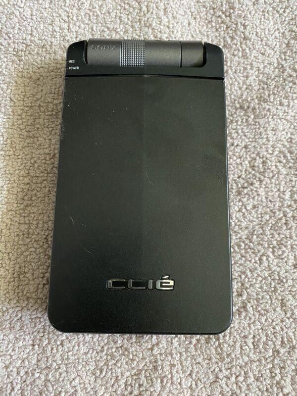 Sony Clie PEG-NX73V Screen Is Mint