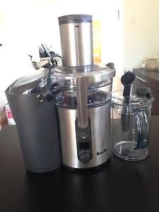 Breville Juicer BJE520 Wavell Heights Brisbane North East Preview