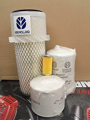 New Holland Ford 1510 Gear Compact Tractor Filter Service Kit