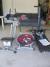 Exercise equipment Redcliffe Redcliffe Area Preview