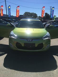 2012 Hyundai Veloster   Automatic Coupe Coopers Plains Brisbane South West Preview
