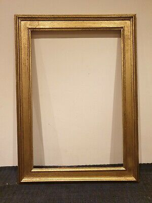 Lovely distressed ornate picture frame