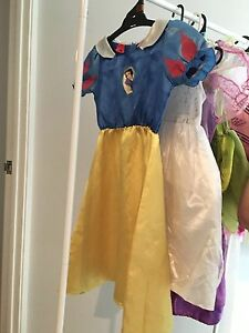 Girls Dress Up Costumes South Yunderup Mandurah Area Preview