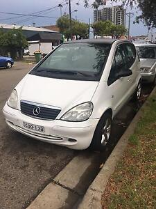 Mercedes A160 Granville Parramatta Area Preview