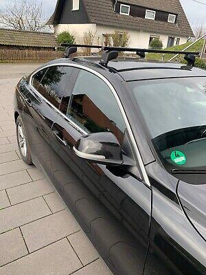 Dachträger Thule SquareBar Stahl für Mercedes V-Klasse Viano Typ W639 kpl.