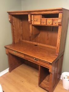Two Piece, Master Home Office Desk