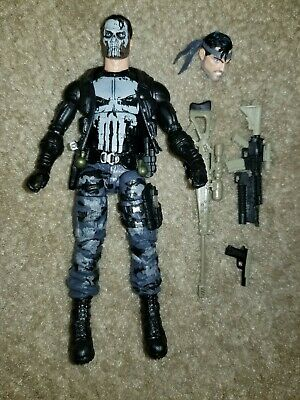 "Marvel Legends Fan Channel Exclusive THE PUNISHER 6"" Figure"