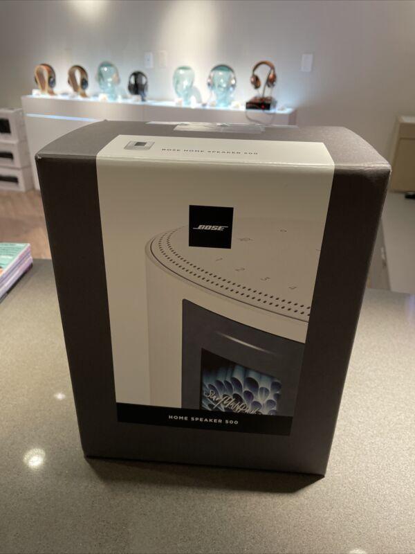 Bose Home Speaker 500 White (Demo)