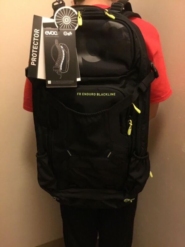 Evoc FR Enduro Blackline Protector Hydration Pack Black Xl