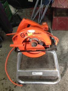 Black&decker circular saw
