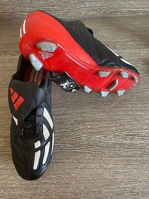 Adidas Predator Manado SG Football Boots New UK 12 Unworn - Not Mania